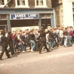 Adidas war immer dabei: Old School Lads